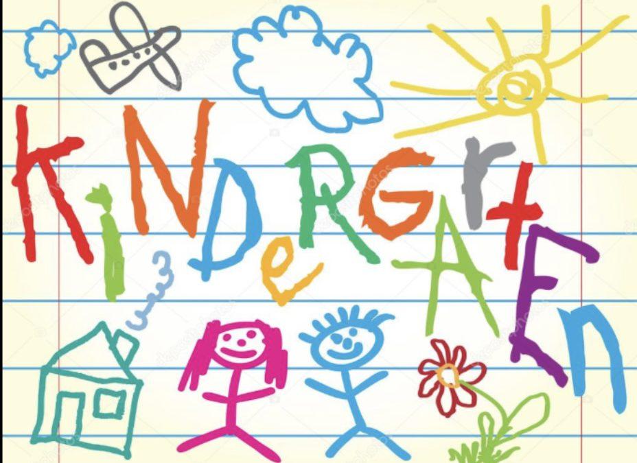KINDERGARTEN REGISTRATION IS MONDAY, APRIL 19TH